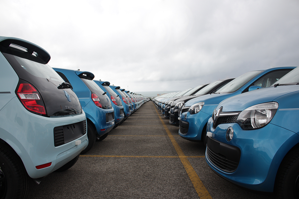 "Automar Pontecagnano riapre al ""nuovo"" Renault"