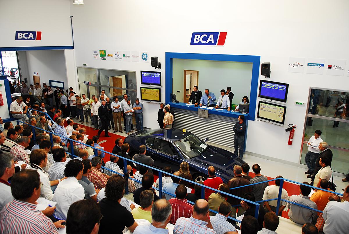 L'auto usata all'asta a Pontecagnano: BCA incontra Automar.